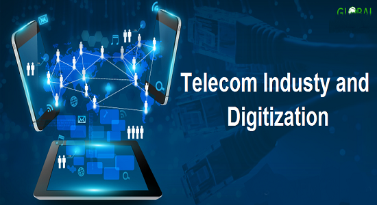 Digitization and Telecom