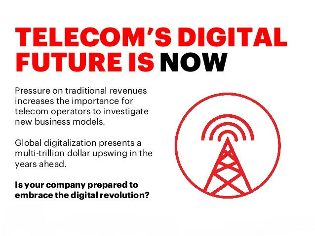 Telecom Industry and Digitization